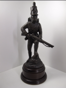 95th Rifles Chosen Man Bronze Figurine